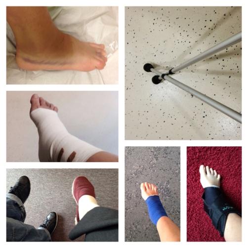 histoire de pied