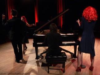 Photo: Louise-Andrée Laliberté Danseurs: Nancy Lavoie et Yannick Allen-Vuillet avec Vincent Gagnon et Paule-Andrée Cassidy
