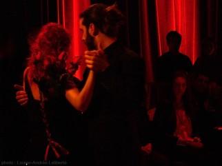 Photo: Louise-Andrée Laliberté Danseurs: Nancy Lavoie et Yannick Allen-Vuillet